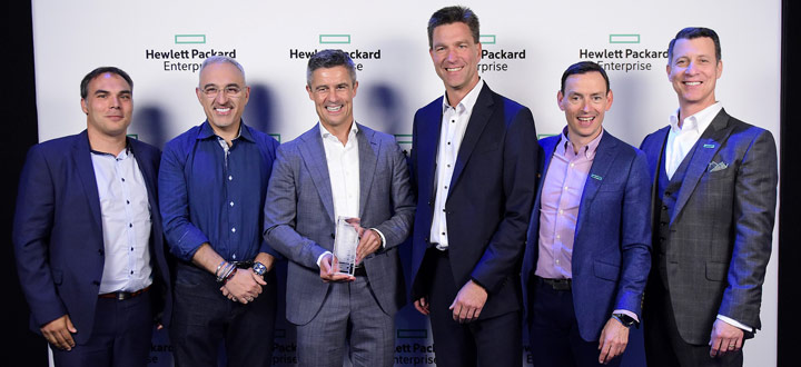 HPE awards Bechtle as Global Solution Provider of the Year