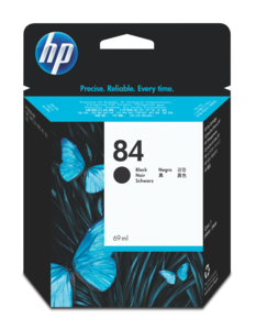 HP 84 Ink 69 ml Black