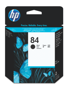 HP 84 Print Head, Black