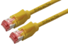 Patch Cable RJ45 S/FTP Cat6 2m Yellow