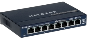 NETGEAR ProSAFE GS108 Switch