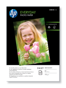 HP Q2510A Everyday Photo Paper Glossy