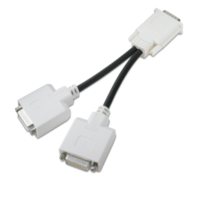 HP DMS59 to 2x DVI cable