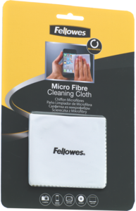 Fellowes Microfibre Cleaning Cloth