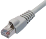 Patch Cable RJ45 SF/UTP Cat5e 1m Grey