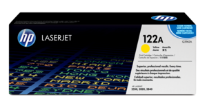 HP 122A Toner Yellow