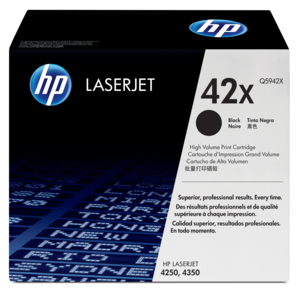 HP 42X Toner Black