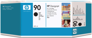 HP 90 Ink 400 ml Black