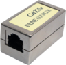 Cat5e RJ45 Fe-Fe Shielded Coupler