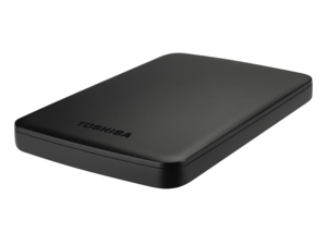 Toshiba Canvio Basics 1TB HDD