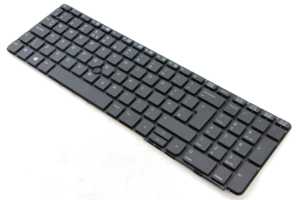 HP ProBook 650 Tastatur UK
