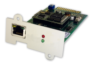 ONLINE Basic Network Mgt Card, Slot