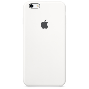 Apple iPhone 6/6s Silicone Case White