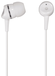 Hama Talk In-Ear Stereo Headset weiß