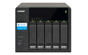 QNAP TX-500P 5-bay Expansion Enclosure