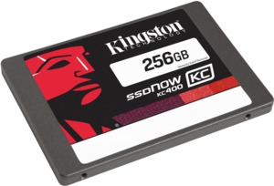 Kingston SSDNow KC400 256 GB SSD