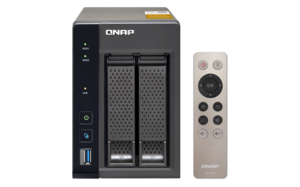 QNAP TS-253A-4G 4GB 2-Bay Turbo NAS