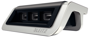 Leitz 3x USB Power Charging Station