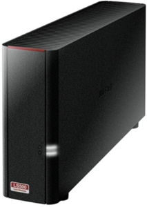 Buffalo LinkStation 510 1-Bay NAS