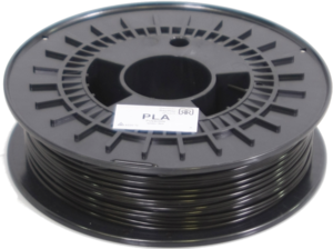 German RepRap Filament ABS 3 mm schwarz