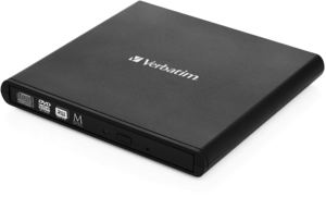 Verbatim External Slim CD / DVD Burner