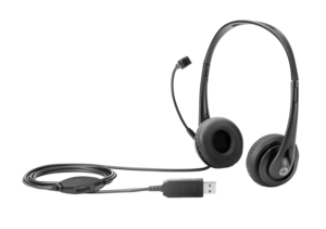 HP Stereo-USB-Headset