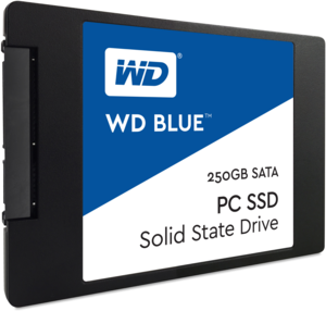 WD Blue 250 GB SSD