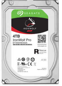 Seagate IronWolf PRO 4 TB NAS HDD