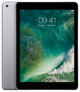 Apple iPad Wi-Fi 128 GB Space Grey