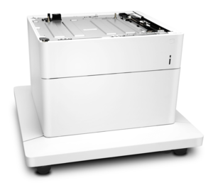 HP 550-sheet Paper Feeder and Stand