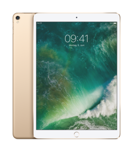Apple iPad Pro 64GB 10.5 WiFi gold
