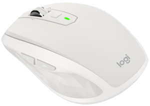 Logitech MX Anywhere 2S Maus hellgrau