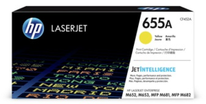 HP 655A Toner yellow