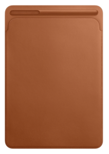 Apple iPad Pro 10.5 Leder Sleeve braun