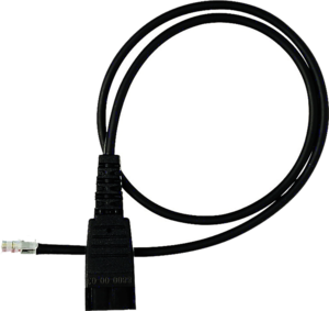 Headset Cable QD-RJ10, Straight