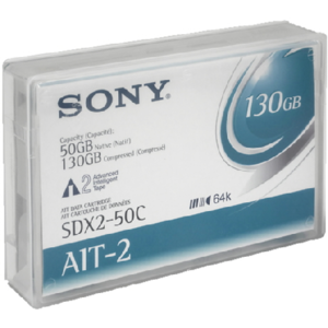 Sony AIT-2 SDX2-250CN Cartridge