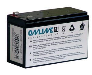 ONLINE BCX2000RBP Replacement Battery