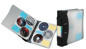 Hama CD/DVD Binder 120