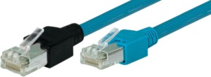 Patch Cable RJ45 (X) SF/UTP Cat5e 3m