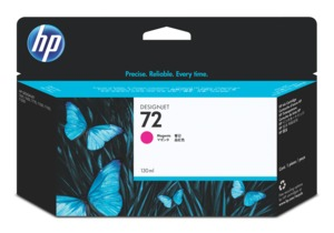 HP 72 Ink 130 ml Magenta