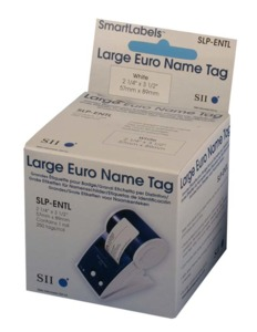 Seiko Name Badge Labels 57 x 89mm