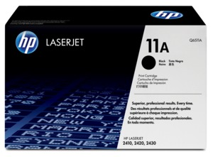 HP 11A Toner Black