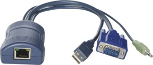 CAM Lindy USB, VGA, audio p. MC5/IP