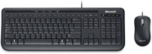 MS Wired 600 Keyboard and Mouse Set