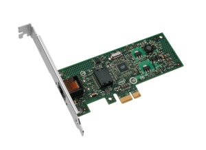Adaptad. PCIe Intel Gigabit CT ordenador