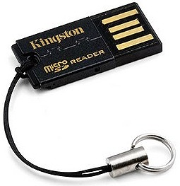 Kingston USB 2.0 microSD Card Reader
