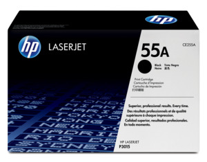 HP 55A Toner Black