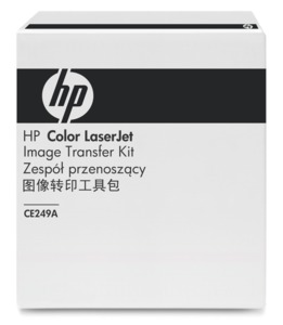 HP Color LaserJet CE249A Image Transfer