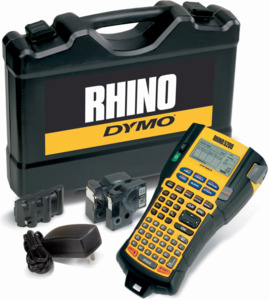 Dymo Rhino 5200 Label Printer w/ Case