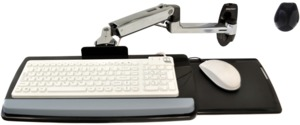Ergotron LX Keyboard Swing Arm, (Wall)